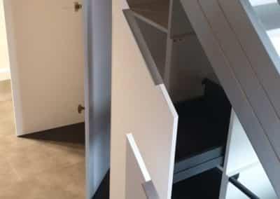 amenagement sous escalier saint renan 2 - Agencement intérieur