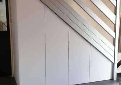amenagement sous escalier saint renan - Agencement intérieur