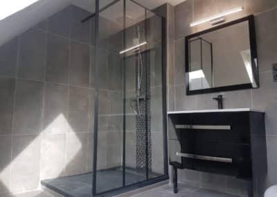 creation salle de bain brest 1 - Agencement intérieur