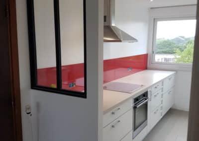 renovation cuisine creation verriere brest - Cuisine
