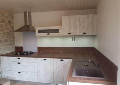 renovation cuisine crozon - Cuisine